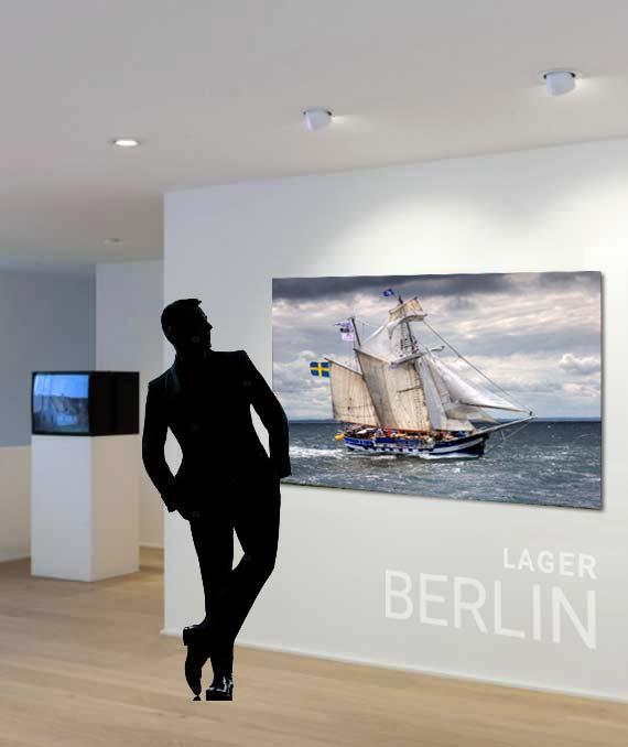 Foto auf Acrylglas XXL - Berlin